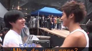 [kyuhyun/heechul] who do you love?