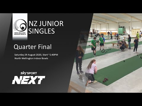New Zealand Indoor Bowls Singles Final from YouTube · Duration:  26 minutes 42 seconds