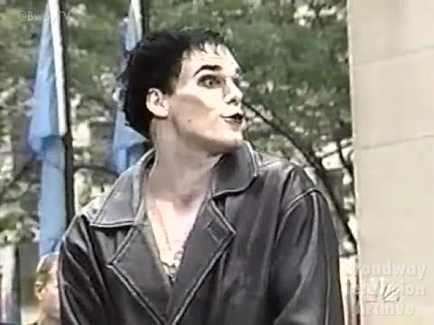 "Michael C.  Hall - ""Willkommen"" from CABARET (Today 2-Sept-2000)"