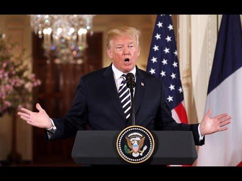 ترامب: لن يسمح بتنامي النفوذ الإيراني في سوريا  - نشر قبل 21 دقيقة