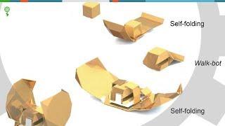 Оригами робот Primer из CSAIL MIT (Robotics.ua)