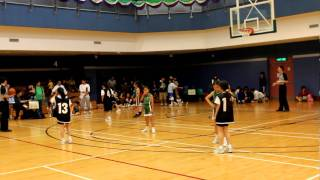 三人籃球比賽KTS女乙3VS香港仔聖伯多祿天主教小學(下)