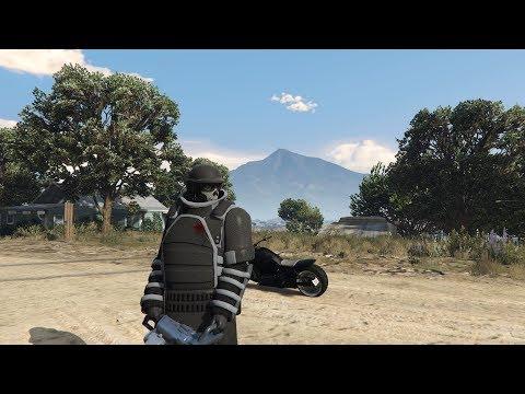 GTA online - How to get Ballistic Equipment- Bunker research Item