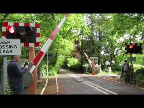 Veals Lane Level Crossing 13/05/2017