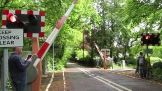 Veals Lane Level Crossing 13/05/2017