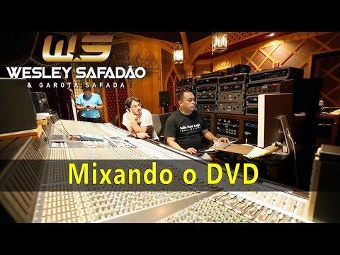 Mixagem DVD Wesley Safadão - Audioreporter News #15