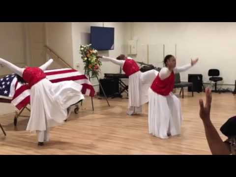 Victory Belongs to Jesus (Praise dancers)