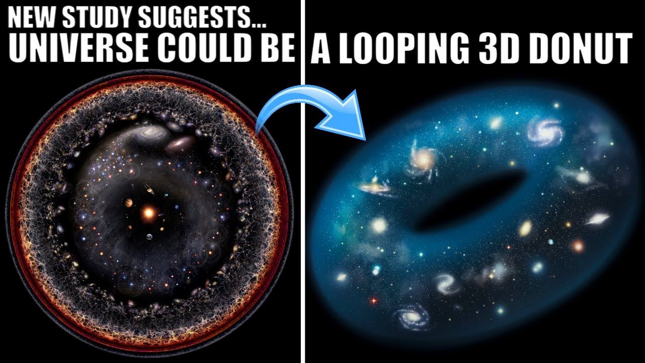 The Universe Could Be a 3D Donut and Not Infinite Study Suggests