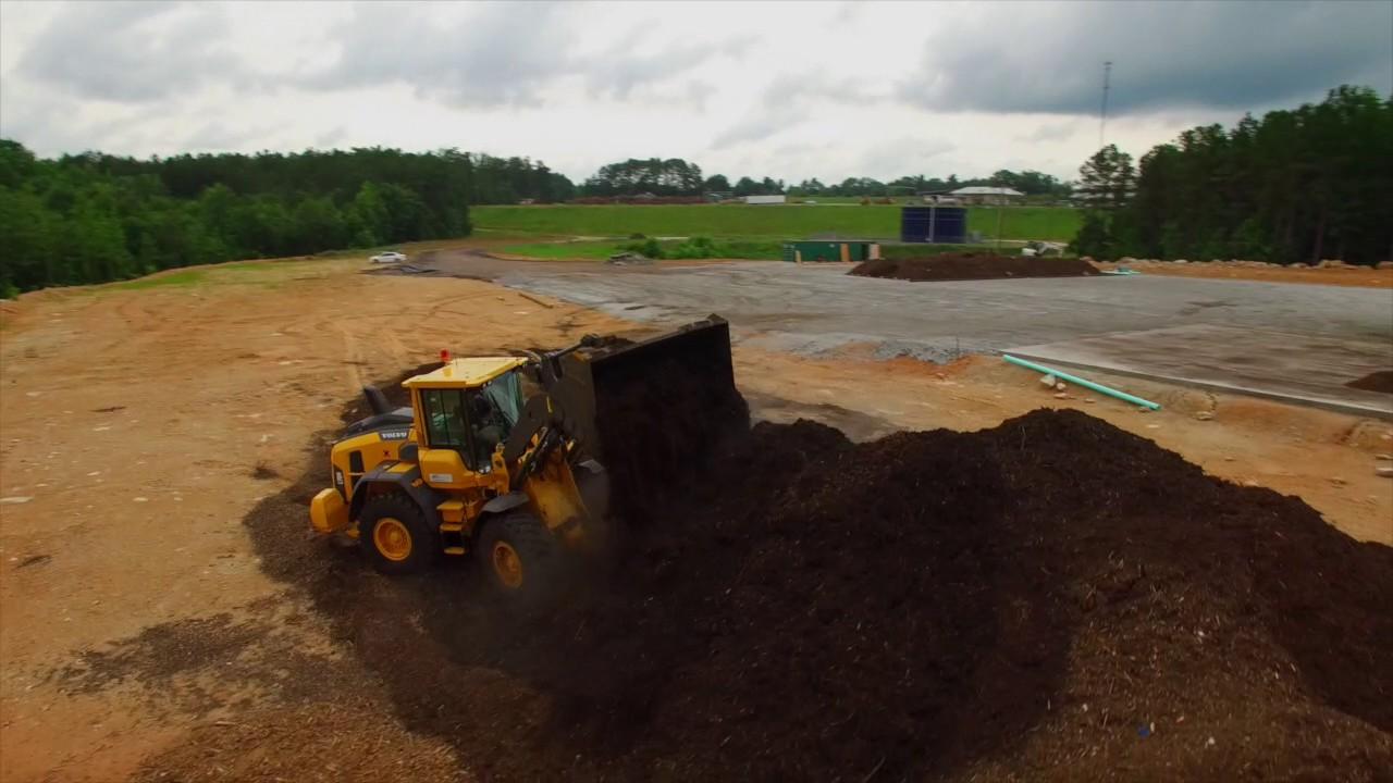Atlas Organics Twin Chimneys Compost Facility