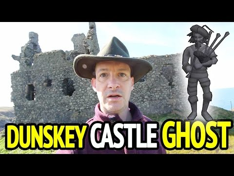 The GHOST Of Dunskey Castle (192)