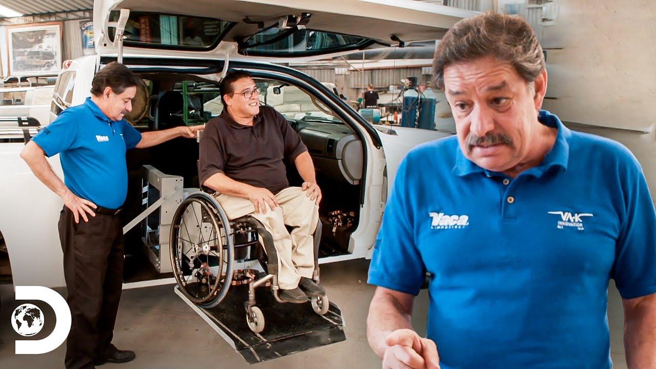 2 Proyectos innovadores que fueron todo un reto para Martín | Mexicánicos | Discovery Latinoamérica