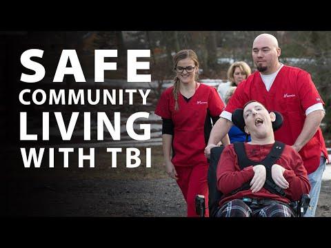 Safe Community Living with Traumatic Brain Injury (TBI)