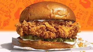 Popeyes Chicken Sandwich Recipe AUTHENTIC!