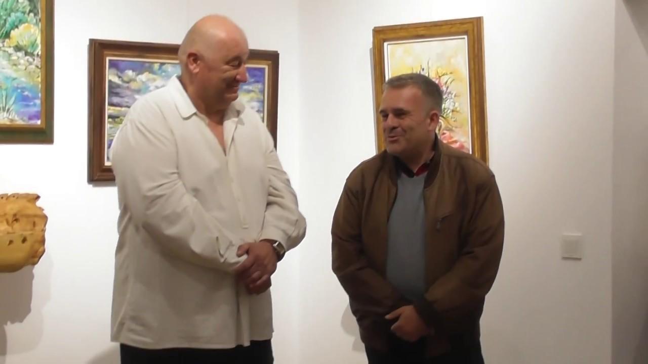 """Vernisajul expoziției """"Vechi și Nou"""" - Flaviu Bugnariu (08.11.2018)"""