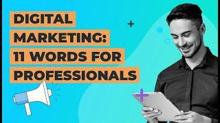 English for working in marketing! | ABA English