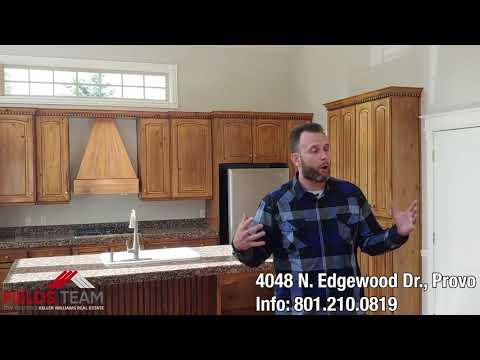 4048 North Edgewood Drive, Provo