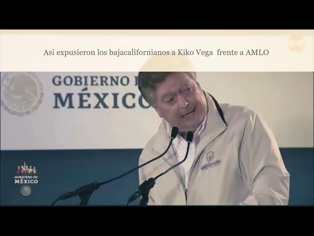 Gobernador de Baja California es EXHIBIDO FRENTE A AMLO