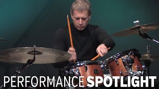 Performance Spotlight: Dave Weckl