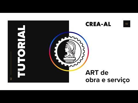Como preencher uma ART de Obra e Serviço - Crea