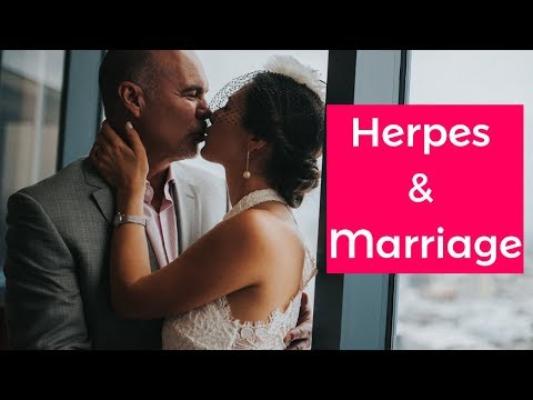 having herpes and dating