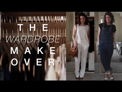 The Wardrobe Makeover   ViviannaDoesStyle