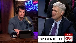 HIGHLIGHT: Gorsuch's Greatest Comebacks! | Louder With Crowder