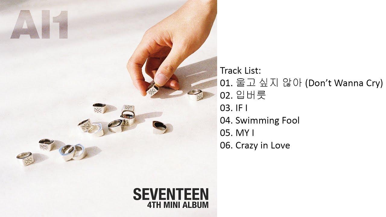 [Mini Album] SEVENTEEN – Al1