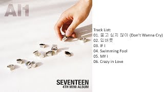 [18.73 MB] [Mini Album] SEVENTEEN – Al1