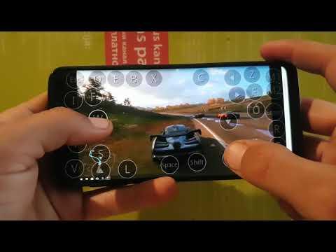 Forza Horizon 4 On Android Samsumg Galaxy S9 Test