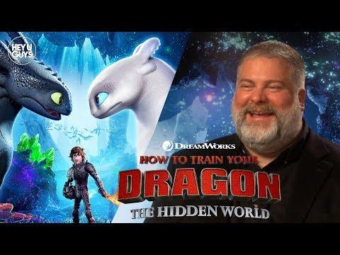 Dean DeBlois On How To Train Your Dragon: The Hidden World