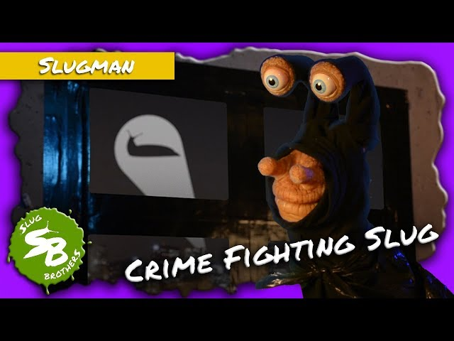 Slugman vs The Sewer Brewer - Slug Brothers