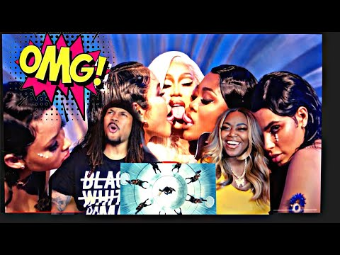 Cardi B - Up (Official Music Video) Reaction She Snapped!!!😳