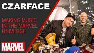 CZARFACE - Marvel LIVE! at NYCC 2016