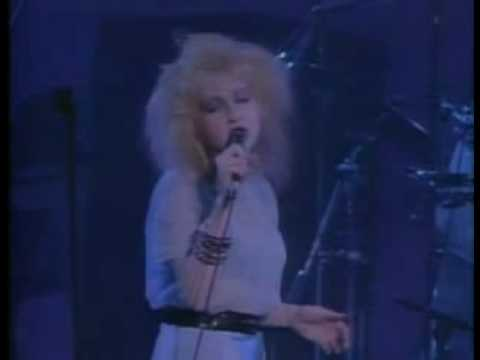Cyndi Lauper- Time After Time 87'