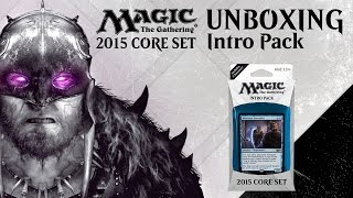 Unboxing: M15 Hit The Ground Running With Brad Nelson [magic: The Gathering]