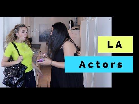 Los Angeles Actors: Pilot Season