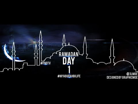 Ramadan Day 1 (Vlog #79)