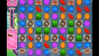 Candy Crush Saga Level 422 -  NO BOOSTERS