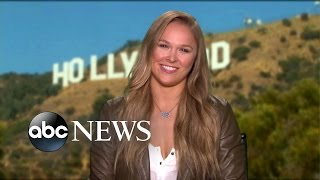 Ronda Rousey VS Holly Holm | Official Announcement of UFC Fight - Jan 2, 2016