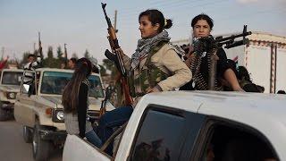 إصدار مرسوم لحقوق النساء في مناطق يسكنها الأكراد شمال سوريا - أخبار الآن