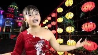 Ông Trăng Xuống Chơi - Bé Ngọc Nhi, nhạc thiếu nhi vui nhộn