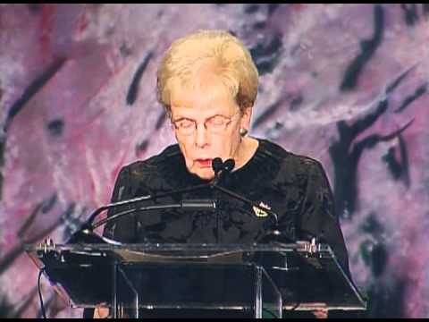 Mary Maxwell's Invocation at the 2012 Aging in America Conference
