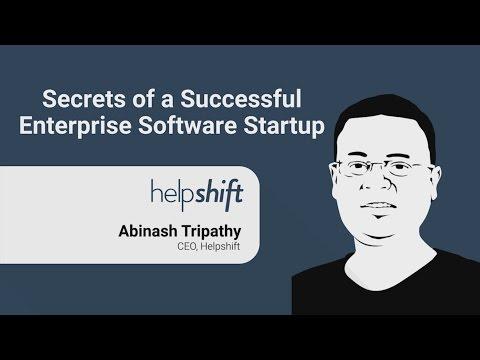 Secrets of a Successful Enterprise Software Startup