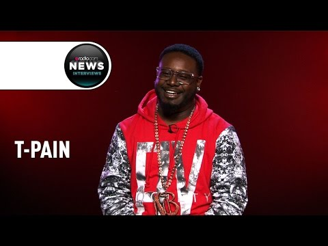 T-Pain on Singing Without Auto-tune