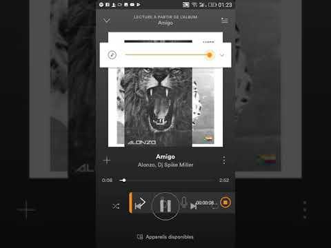Alonzo- Amigo ft DJ Spike Miller