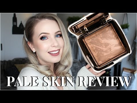 BEST BRONZER FOR PALE SKIN?? NEW Hourglass Nude Bronze Light Ambient Lighting Bronzer
