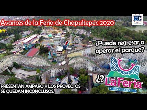Avances en la Feria de Chapultepec 2020   Presentan amparo y los proyectos se quedan inconclusos #2