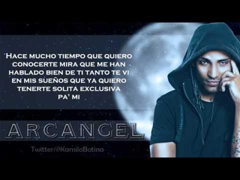 Hace Mucho Tiempo - ArcangelCon Letra 2013
