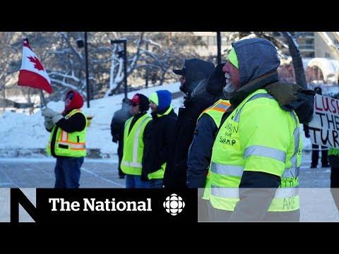 Yellow Vest movement gaining momentum in Canada