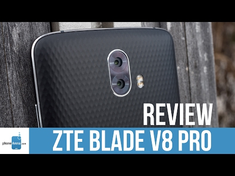 ZTE Blade V8 Pro Review - YouTube